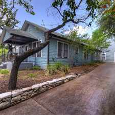 Rental info for 810 Columbus #B in the Austin area