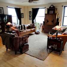 Rental info for 606 W Wisconsin 702 in the Kilbourn Town area