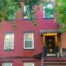 Rental info for 533 Garden St A in the Jersey City area