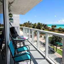 Rental info for 2457 Collins Ave 404