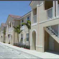 Rental info for 2811 SE 17 ave 102 in the 33035 area