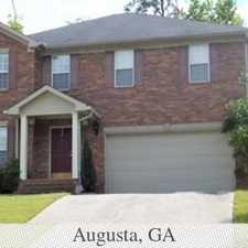 Rental info for $1,450/mo 3 Bathrooms - In A Great Area. in the Augusta-Richmond County area