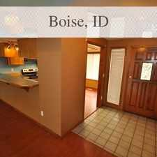 Rental info for 2 Bedrooms - This Adorable Condominium Features... in the Boise City area