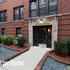 Rental info for 3523 Racine #1E in the Chicago area