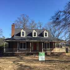 Rental info for Williamsburg Style With Inground Pool Withpool ... in the Augusta-Richmond County area