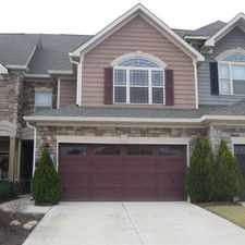 Rental info for Maintenance Free Living In Crawford Creek in the Augusta-Richmond County area
