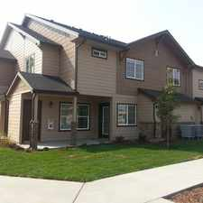 Rental info for 3 Bedroom Luxurious Town-home S Next To Settler... in the Meridian area