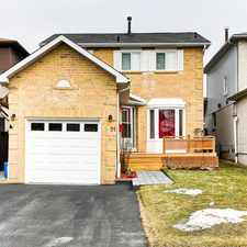 Rental info for 91 Dobson Drive in the Pickering area