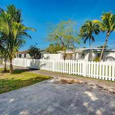 Rental info for 7575 Southwest 28th Street in the Coral Terrace area