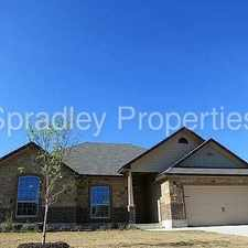 Rental info for 512 Marshall Dr-Belton