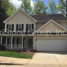 Rental info for 6112 Nevin Road in the Charlotte area
