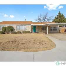 Rental info for Great 4 Bed, 2 Bath in NW OKC in the Oklahoma City area