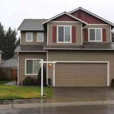 Rental info for 12918 158th St Ct E Puyallup Four BR, Welcome home to this 1880 in the South Hill area