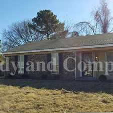 Rental info for Great 4 Bedroom! in the Memphis area