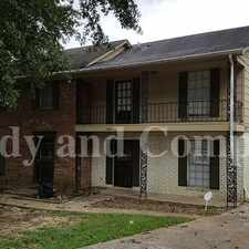 Rental info for Great Duplex! in the Memphis area
