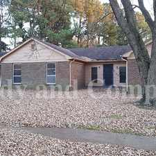 Rental info for Spacious living, located on a corner! in the Memphis area