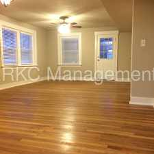 Rental info for Spacious Living near UMKC! in the Western 49-63 area
