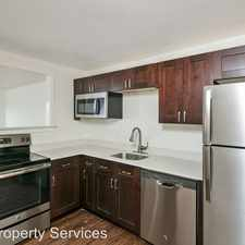 Rental info for 3261 Franklin Ave E in the Portage Bay area