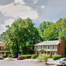Rental info for Graceland Court Pineland in the Raleigh area