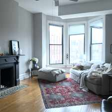 Rental info for 2140 North Halsted Street #4F in the Chicago area