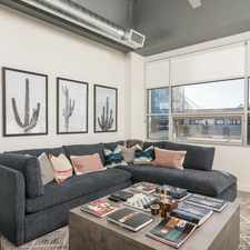 Rental info for The Lofts at Westgate in the Phoenix area