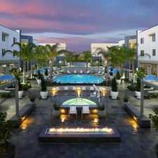 Rental info for Mosaic Apartments in the Oxnard area