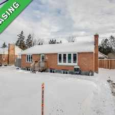 Rental info for 1019 Blair Road in the Beacon Hill-cyrville area
