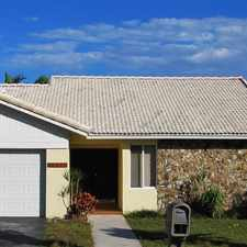 Rental info for 10475 Southwest 129th Court in the The Crossings area
