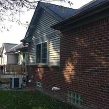 Rental info for Lovely Dearborn, 2 Bed, 1.50 Bath. 2 Car Garage! in the Dearborn Heights area