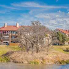 Rental info for WATERS EDGE in the Plano area