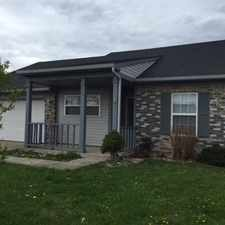 Rental info for Nice Family House For Rent! in the Indianapolis area