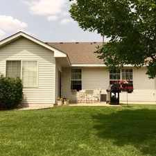 Rental info for Beautiful 2 Bedroom Rambler Twin Home In Lakevi...