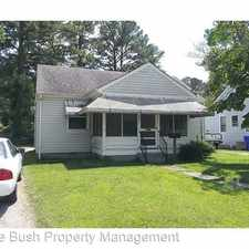 Rental info for 501 W Constance Rd