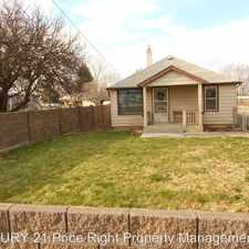 Rental info for 3436 5th Street