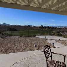 Rental info for 3 Bedrooms House - MAGNIFICENT VIEWS OF THE GOL... in the Henderson area