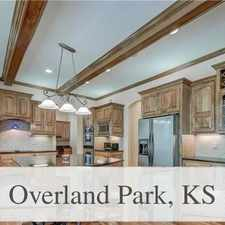 Rental info for Stunning 5 Bedroom Home Located In Overland Par... in the Overland Park area