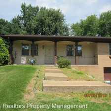 Rental info for 13A Hollandia in the Fairview Heights area