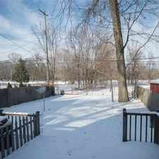 Rental info for House In Quiet Area, Spacious With Big Kitchen in the Royal Oak area