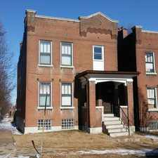 Rental info for Large 2 Bedroom In South City! 2nd Floor Unit in the Benton Park area