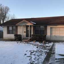 Rental info for 2 Bedroom 1 Bathroom House For $650 in the Springfield area