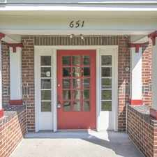 Rental info for Newly Renovated 1 Bedroom 1 Bath Apartment in the Ingersoll Park area