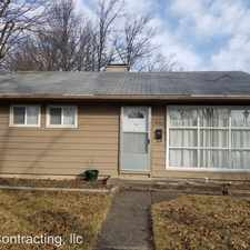 Rental info for 2103 Hazelwood in the Frances Slocum area