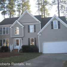 Rental info for 107 Glen Alpine Circle in the Cary area