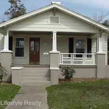 Rental info for 720 Chestnut Drive in the 27260 area