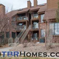 Rental info for 844 S Vance St #C in the Denver area