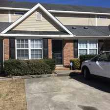 Rental info for 603 Goodale Lane in the Augusta-Richmond County area