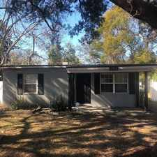 Rental info for 5762 Begonia Rd in the Jacksonville area