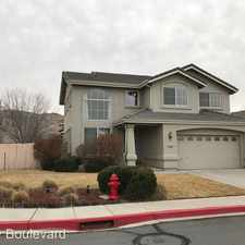 Rental info for 2190 Evergreen Park Drive in the Reno area