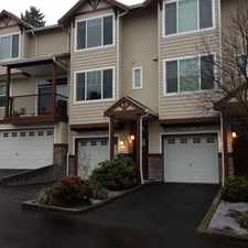 Rental info for 736 NW 118TH AVE #102 in the Portland area