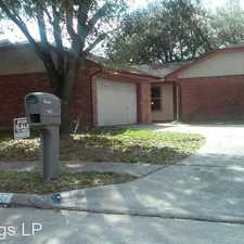Rental info for 11427 Valarno Dr. in the Houston area